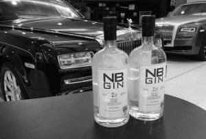 NB Gin Rolls-Royce