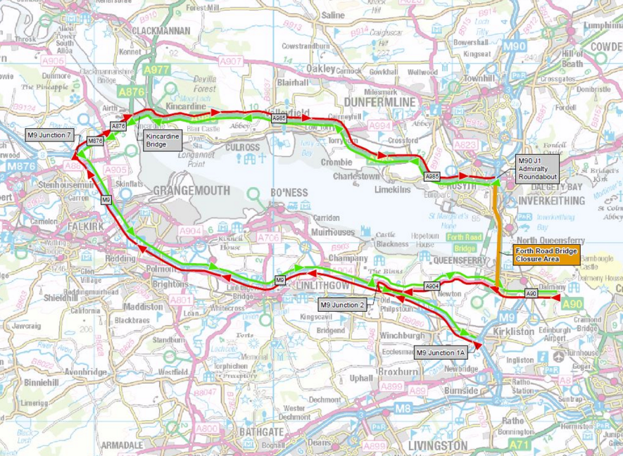 FRB map