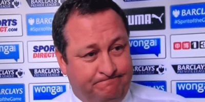 Mike Ashley Sky vid