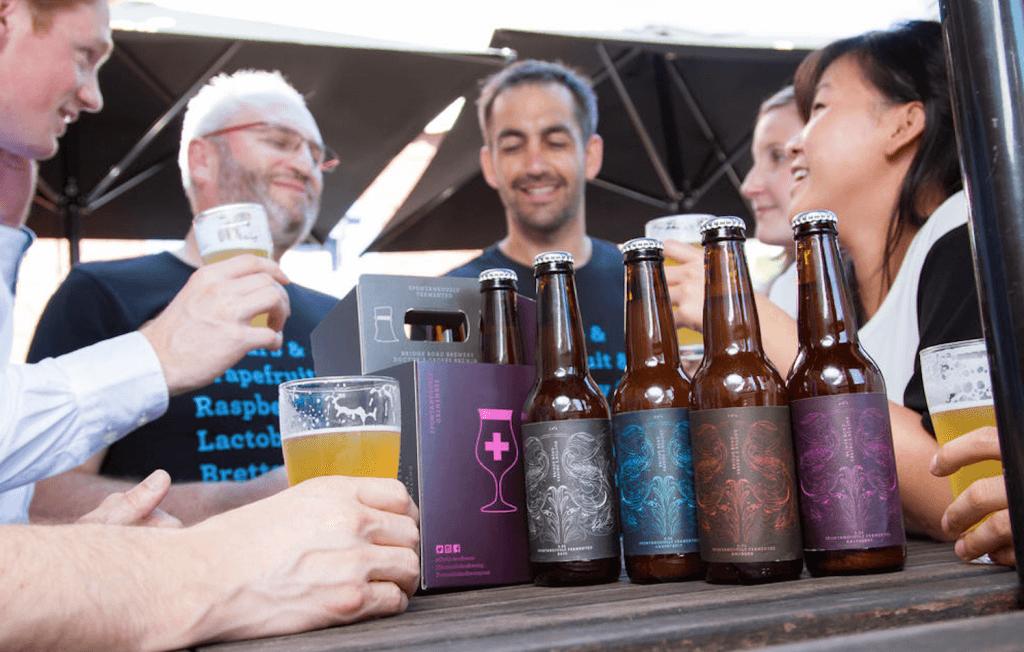 Thirst rebranding Aussie beers