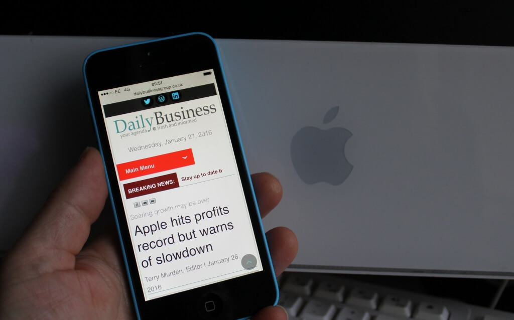Apple iPhone Daily Business
