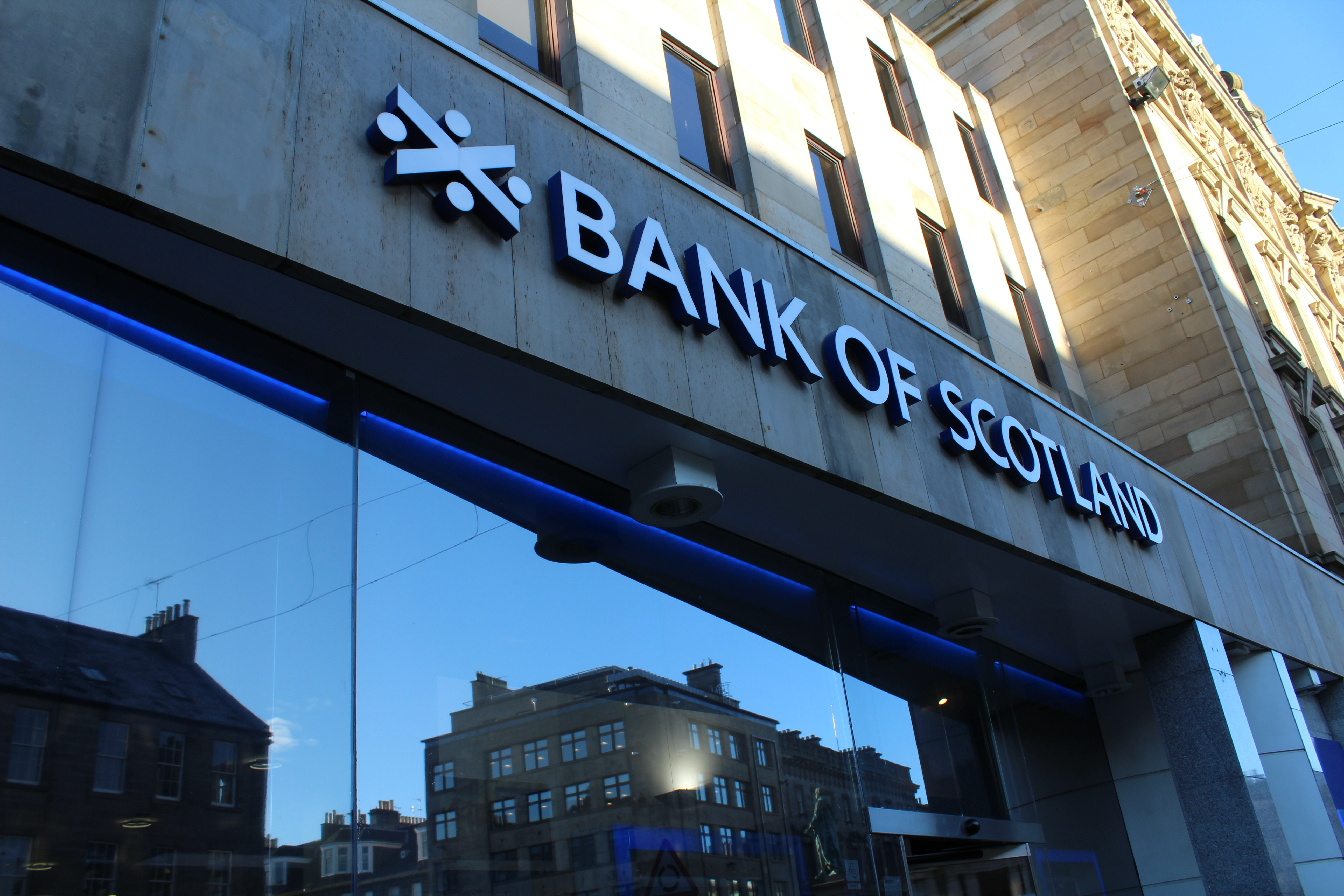 bank of scotland tops complaints table daily business