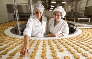 Border Biscuits Scottish food