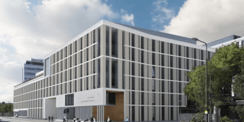 Edinburgh university data centre