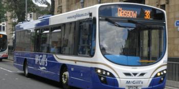 McGill's bus