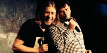 Stu and Garry