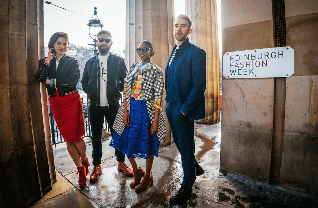 Edinburgh Fashion Week 2