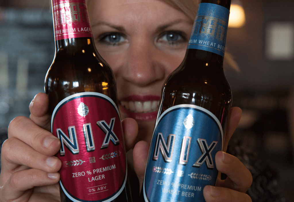 Nix West alcohol free beer