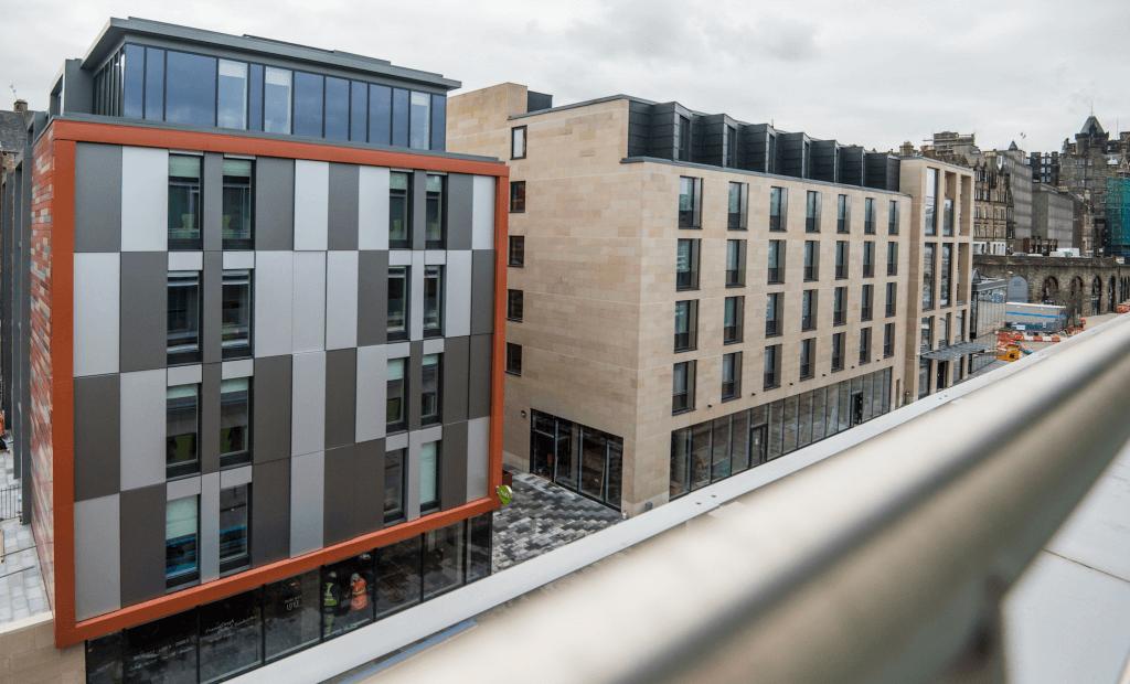 Premier Inn and Hub Inn Edinburgh
