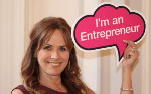Carol Smillie entrepreneur
