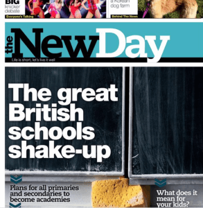 The New Day schools
