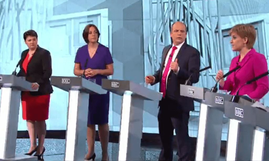 BBC leaders debate