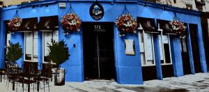 Artists impression Maison Bleue