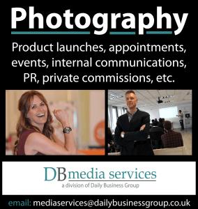 DB Photography advert 2