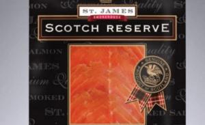 Fake salmon case