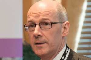 John Swinney head shot