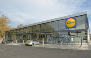 Lidl contributed