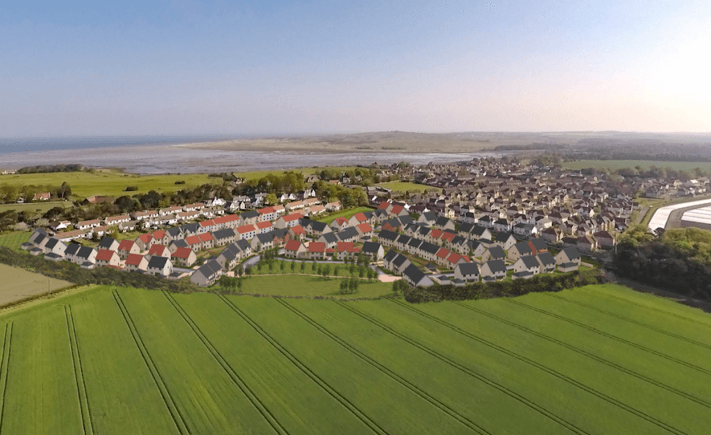 Homes plan for Aberlady