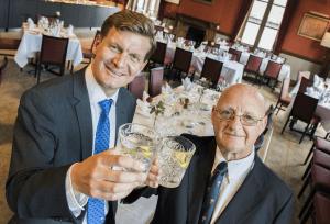 Derek Weir and Jim Rigby