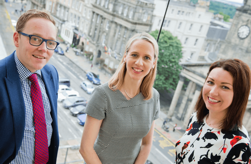 Philip Milne, Caroline Mercer and Lesley Stubberfield (contributed)