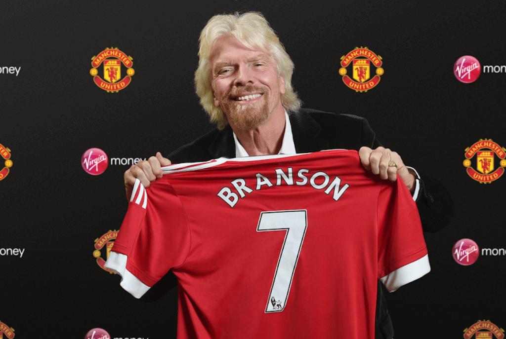 Richard Branson Virgin Money