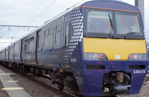 Class 320 ScotRail train