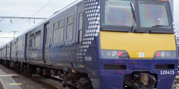 Class 320 ScotRail train
