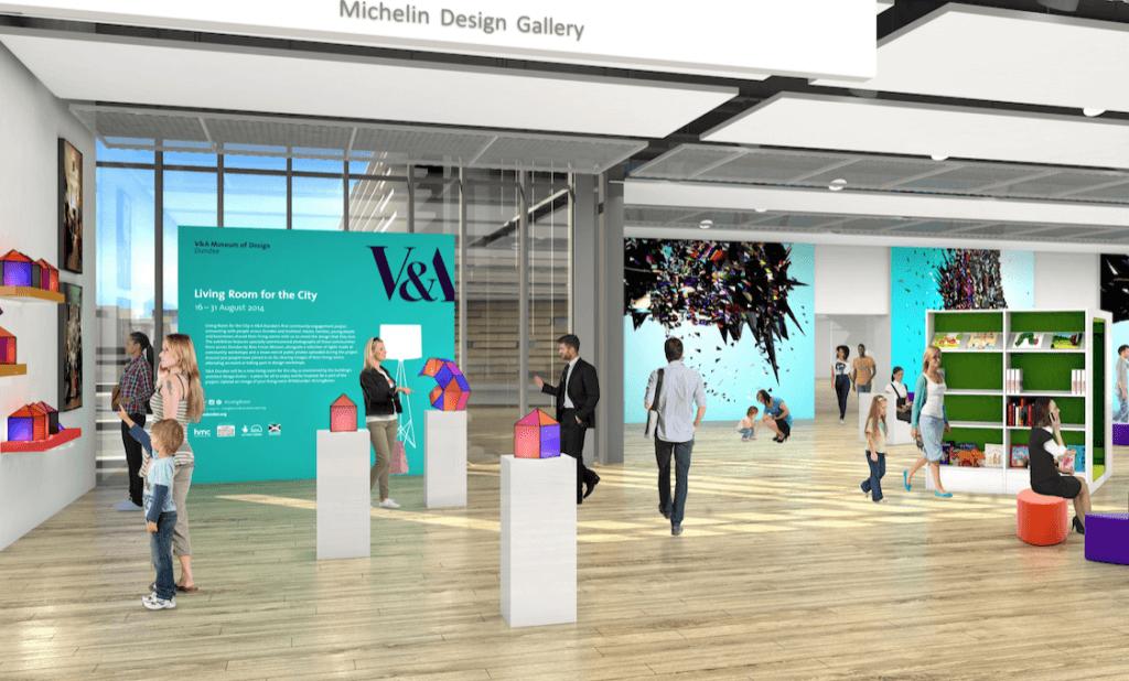 Michelin Design Gallery