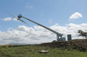 Orenda wind turbines