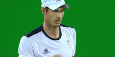 Andy Murray Rio final
