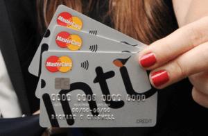 Intu credit card MBNA