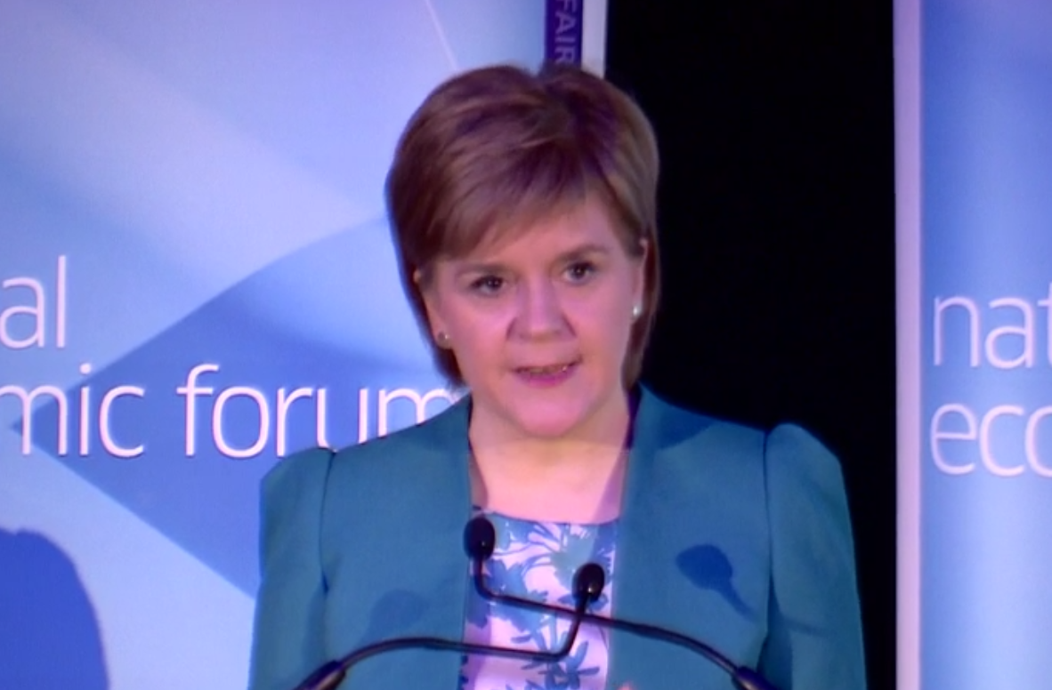 meet sturgeon singles Other than trade and single market membership, sturgeon advocates the importance of the rights of eu nationals currently working and residing within scotland and that there rights and.