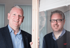 Tom O'Hara and Mark Higgins