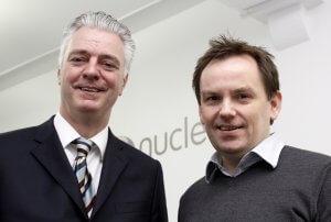 Simon Kirby and David Ferguson