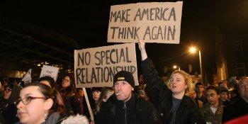 Trump demonstration 1