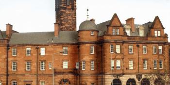 Edinburgh Fire HQ