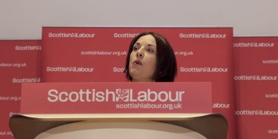 Kezia Dugdale speaking