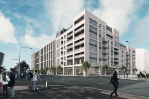 Hotel development Dundee