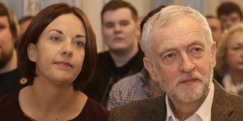Corbyn and Dugdale