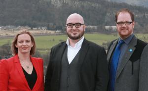 Johanna Boyd, Stephen Coleman, Neil Benny