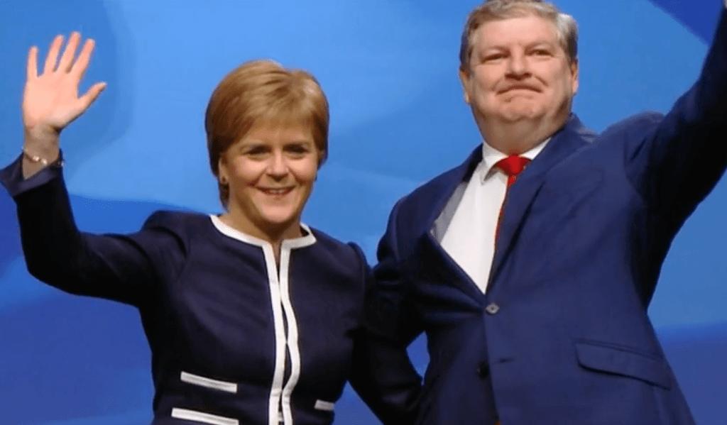 Sturgeon and Robertson