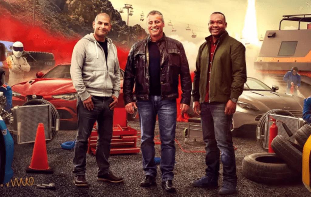 Top Gear - new presenters