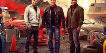 Top Gear - new presenters