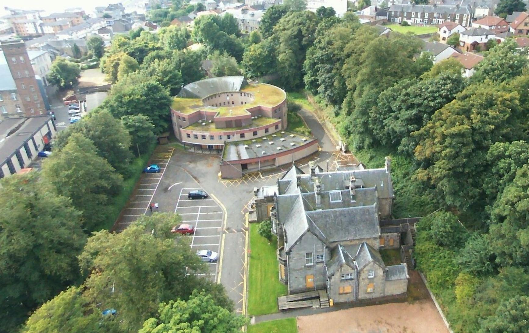 Priory Campus, Fife College