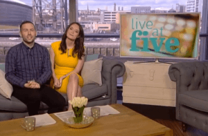 STV2 launches David Farrell Jennifer Reoch