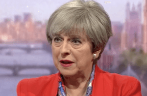 Theresa May on Marr