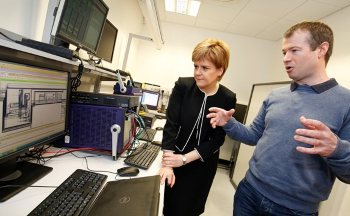 First Minister at Xilinx