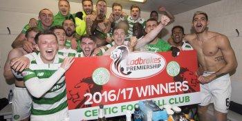 Celtic champions