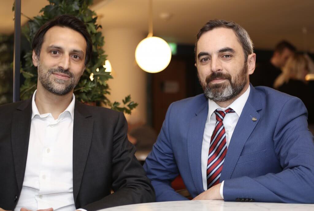 Karim Malak & Jose Gomes