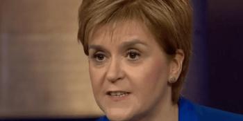 Sturgeon defiant